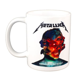 Keramiktasse METALLICA - PYRAMID POSTERS, PYRAMID POSTERS, Metallica