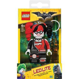 Schlüsselring (Anhänger) Lego Batman - Harley Quinn, NNM, Batman