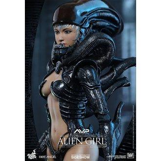 Actionfigur Alien vs. Predator - Alien Girl, NNM, Alien: Das unheimliche Wesen aus einer fremden Welt