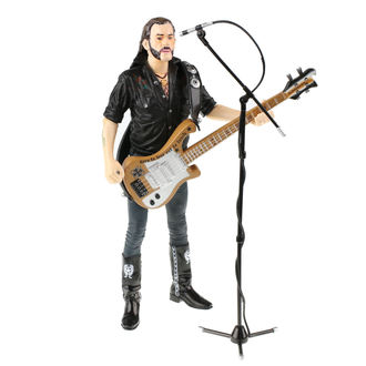Aktions-Figur Motörhead - Lemmy Kilmister - Guitar Cross, NNM, Motörhead