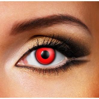Kontaktlinsen DEVIL RED - EDIT, EDIT