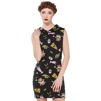 Damen Kleid JAWBREAKER - Twisted Fast Food, JAWBREAKER