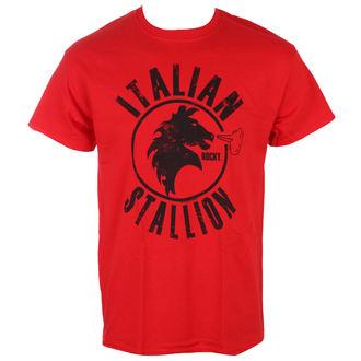 Herren T-Shirt Film Rocky - Red Stallion - AMERICAN CLASSICS, AMERICAN CLASSICS, Rocky