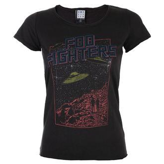 Damen T-Shirt Metal Foo Fighters - AMPLIFIED - AMPLIFIED, AMPLIFIED, Foo Fighters
