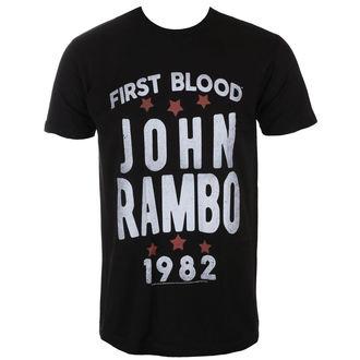 Herren T-Shirt Film RAMBO - STARS, AMERICAN CLASSICS, Rambo