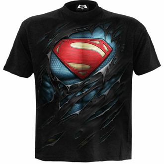 Herren T-Shirt SPIRAL - Superman - Ripped, SPIRAL, Superman