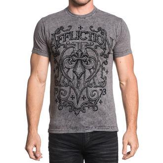 Herren T-Shirt Hardcore - Physics - AFFLICTION, AFFLICTION