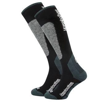 Socken (Socke) HORSEFEATHERS - CALEB - SCHWARZ, HORSEFEATHERS