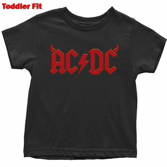 Kinder T-Shirt AC/DC - Horns, ROCK OFF, AC-DC
