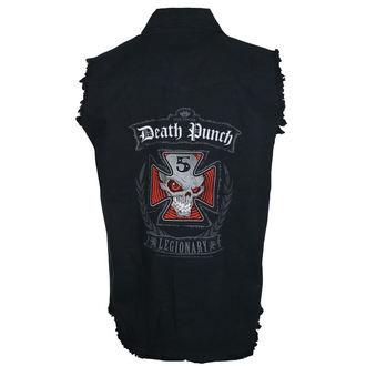 Herren Weste FIVE FINGER DEATH PUNCH - LEGIONARY - RAZAMATAZ, RAZAMATAZ, Five Finger Death Punch