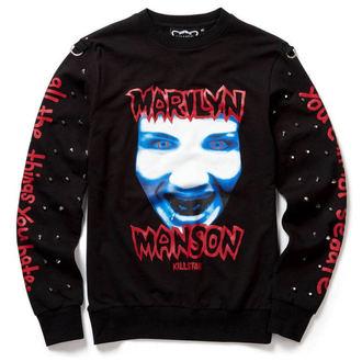 Unisex Sweatshirt Marilyn Manson - Marilyn Manson - KILLSTAR, KILLSTAR, Marilyn Manson