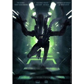 Bild Alien - Attack, NNM, Alien: Das unheimliche Wesen aus einer fremden Welt
