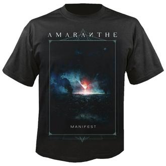 Herren T-Shirt AMARANTHE - Manifest - NUCLEAR BLAST, NUCLEAR BLAST, Amaranthe