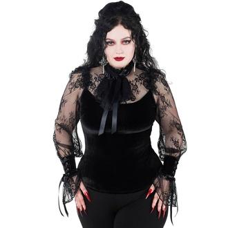 Damen Bluse (Top) KILLSTAR - Amber Lace, KILLSTAR