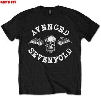 Kinder T-Shirt Avenged Sevenfold - Classic Deathbat - ROCK OFF, ROCK OFF, Avenged Sevenfold