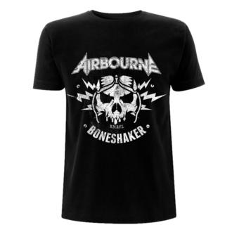 Herren T-Shirt Airbourne - Boneshaker - Schwarz, NNM, Airbourne