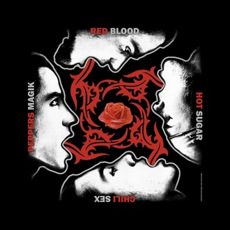 Halstuch Red Hot Chili Peppers - Blood Sugar Sex Magik - RAZAMATAZ, RAZAMATAZ, Red Hot Chili Peppers