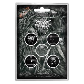 Abzeichen Darkthrone - Old Star - RAZAMATAZ, RAZAMATAZ, Darkthrone