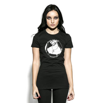 Damen T-Shirt - Gag Order - BLACK CRAFT, BLACK CRAFT