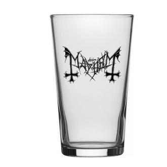 Glas Mayhem - Logo - RAZAMATAZ, RAZAMATAZ, Mayhem