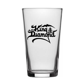 Glas King Diamond - Logo - RAZAMATAZ, RAZAMATAZ, King Diamond