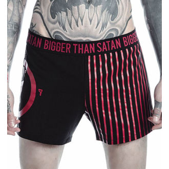 Herren Boxer Shorts KILLSTAR - MARILYN MANSON - Größer Als Satan - Schwarz, KILLSTAR, Marilyn Manson