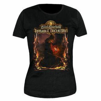 Frauen T-Shirt BLIND GUARDIAN - TWILIGHT ORCHESTRA - War machine, NUCLEAR BLAST, Blind Guardian