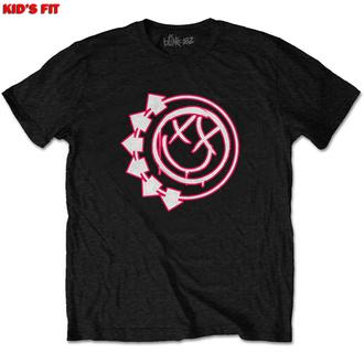 Kinder T-Shirt Blink 182 - Six Arrow Smiley - ROCK OFF, ROCK OFF, Blink 182