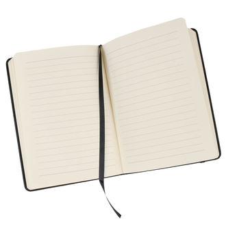 Notizbuch KILLSTAR - Book of Spells -l Black, KILLSTAR