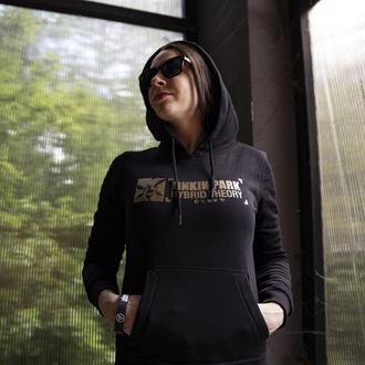 Damen Hoodie Linkin Park - Anniversay Logo - schwarz, NNM, Linkin Park