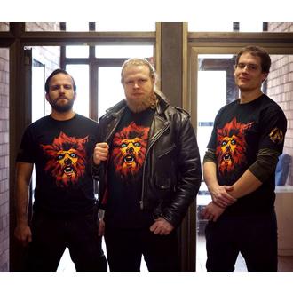 Herren T-Shirt Metal ČAD - Ludia smrdia - NNM, NNM, ČAD