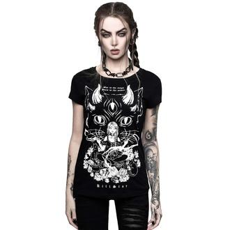 Damen T-Shirt KILLSTAR - Cat Lord Scoop