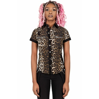 Damen Bluse KILLSTAR - Cats Meow, KILLSTAR