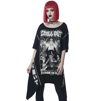 Damen T-Shirt Chill Out Hanky Panky - Schwarz, KILLSTAR