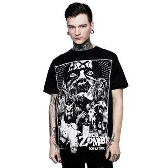 Herren T-Shirt Rob Zombie - ROB ZOMBIE - KILLSTAR, KILLSTAR, Rob Zombie