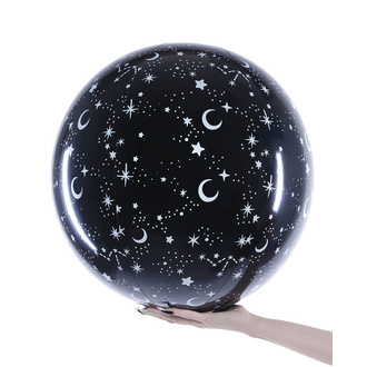 Ball aufblasbar KILLSTAR - Cosmic - SCHWARZ, KILLSTAR