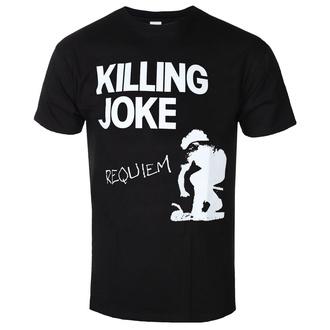 Herren T-Shirt Metal Killing Joke - REQUIEM - PLASTIC HEAD, PLASTIC HEAD, Killing Joke
