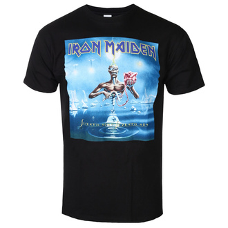 Herren T-Shirt Metal Iron Maiden - Seventh Son - ROCK OFF, ROCK OFF, Iron Maiden