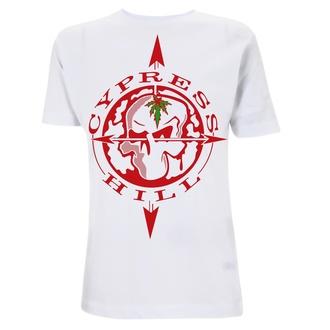 Herren T-Shirt Metal Cypress Hill - Skull Compass - NNM, NNM, Cypress Hill