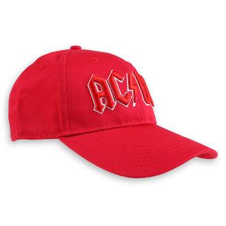 Kappe Cap AC / DC - Red Logo - ROCK OFF, ROCK OFF, AC-DC