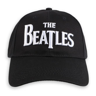 Kappe Cap Beatles - White Drop Logo - ROCK OFF, ROCK OFF, Beatles