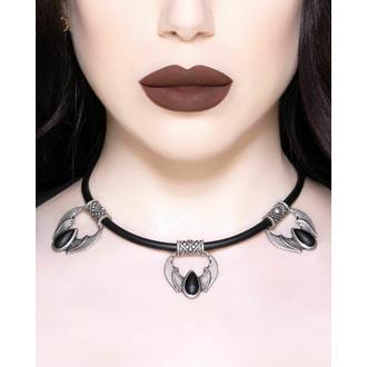 Halsband KILLSTAR - Darkling - Silver, KILLSTAR