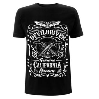 Herren T-Shirt Metal Devildriver - Sawed Off - NNM, NNM, Devildriver