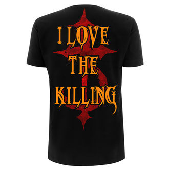 Herren T-Shirt Metal Devildriver - Warrior - NNM, NNM, Devildriver