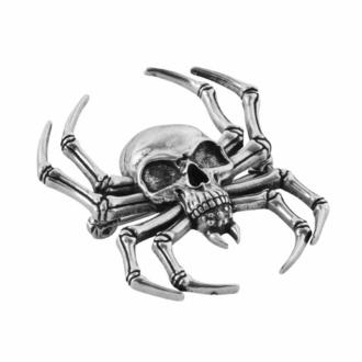 Anstecknadel (Brosche) KILLSTAR - Tötlich - Silber, KILLSTAR