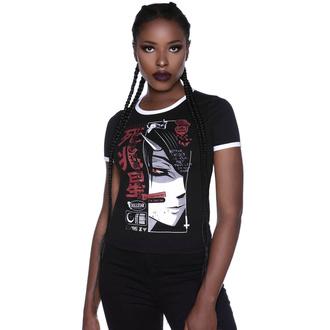 Damen T-Shirt KILLSTAR - Todesstern-Ringer - KSRA002586