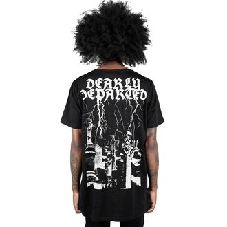 Unisex T-Shirt KILLSTAR - Departed - Schwarz, KILLSTAR