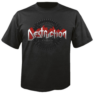 Herren T-Shirt DESTRUCTION - Inspired by death - NUCLEAR BLAST - 28145_TS