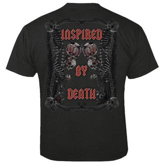 Herren T-Shirt DESTRUCTION - Inspired by death - NUCLEAR BLAST, NUCLEAR BLAST, Destruction