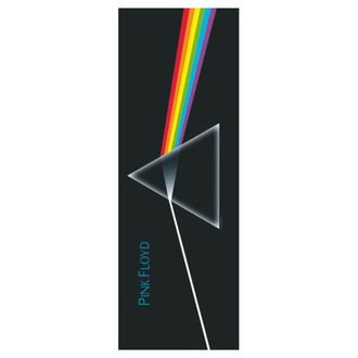 Flagge Pink Floyd - Dark Side of the moon, HEART ROCK, Pink Floyd